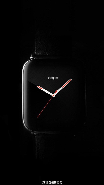 颜值新高度 OPPO智能手表惊艳了