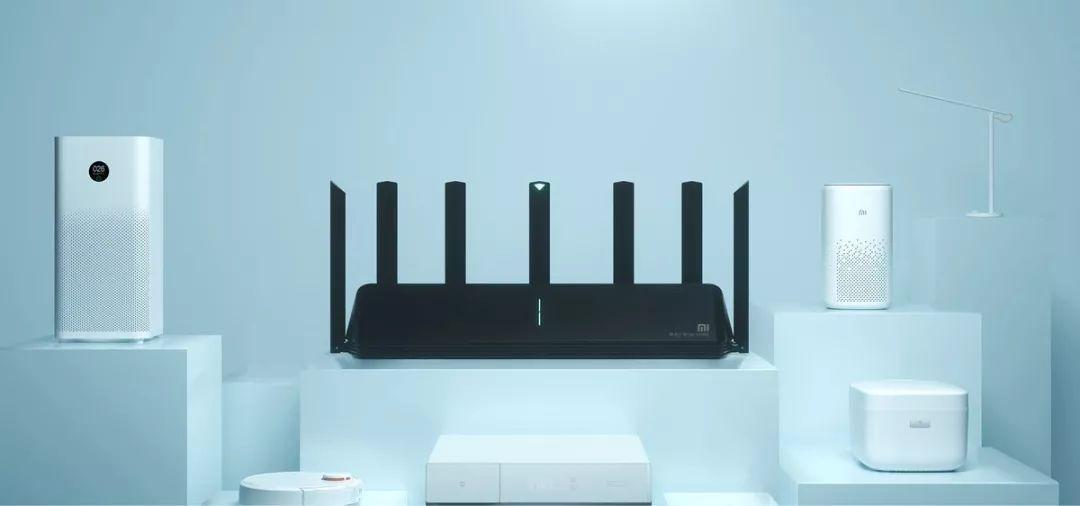 599元买Wi-Fi 6 小米AIoT路由器AX3600体验