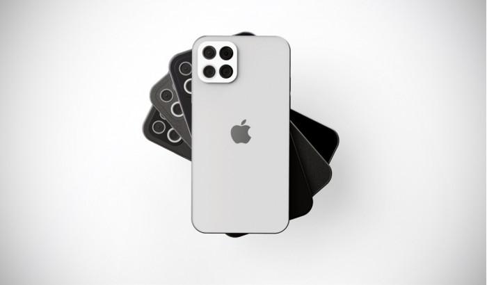 iPhone 12疯狂泄露:国产屏加持