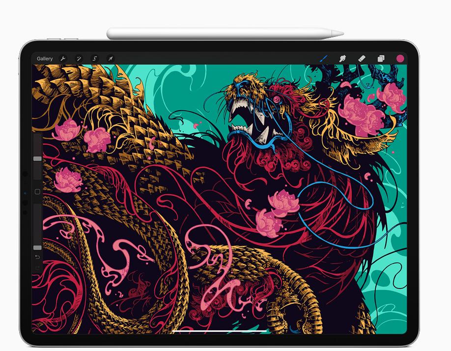全新iPad Pro发布:A12Z加持/6229元起