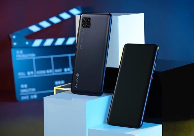 AR线上发布会 中兴首款5G视频手机登场