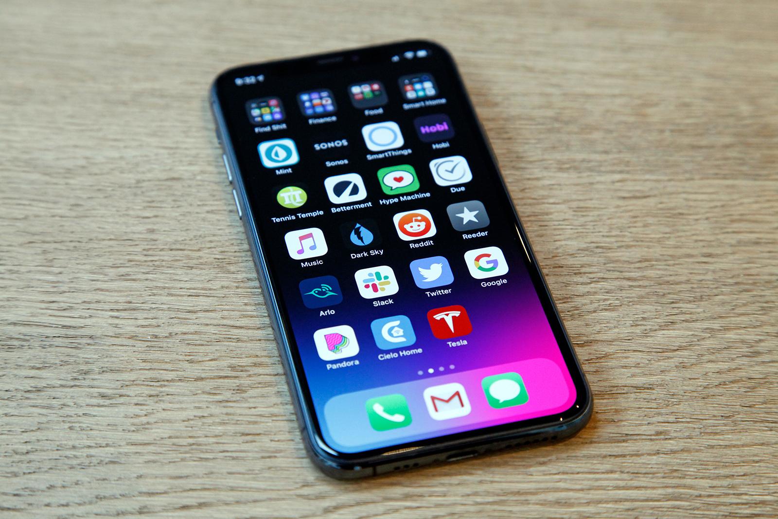外媒体验iOS 13.4:信号居然变好了?