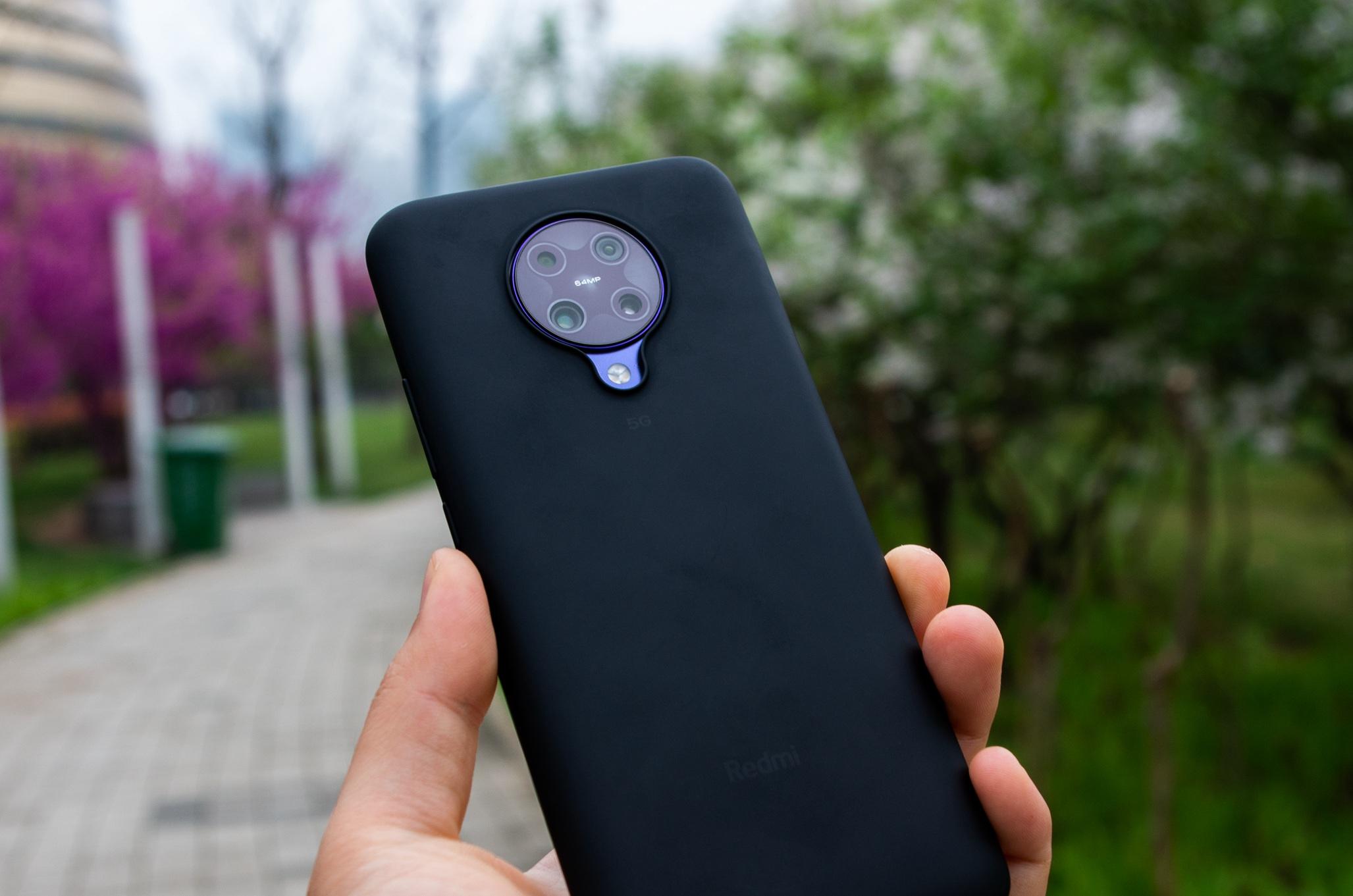 Redmi K30 Pro开箱:100%全面屏