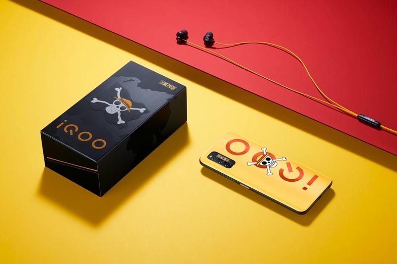 iQOO Z1发布:首发天玑1000+ 2198元起