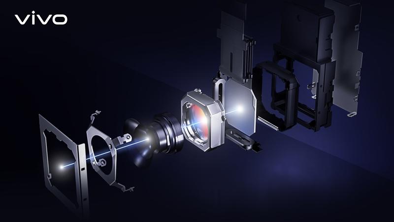 vivo X50微云台技术揭秘:效果三倍于OIS
