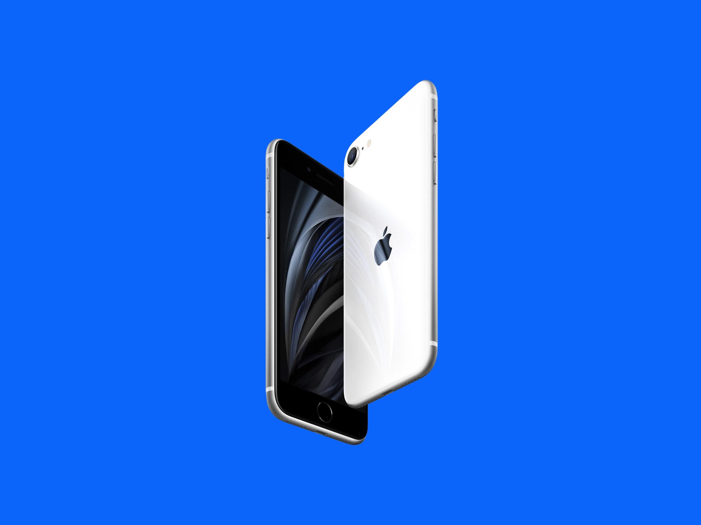 iPhone SE立功了?啪啪网站免费线看4月国内销量暴增
