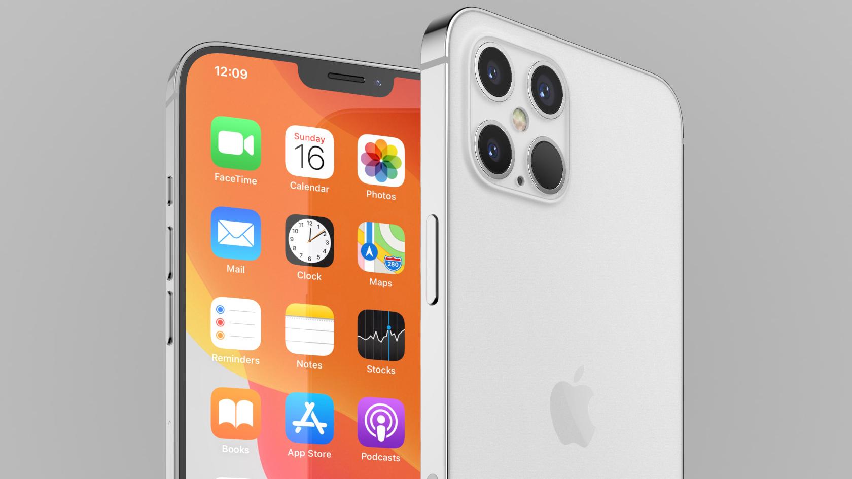 iPhone 12最新爆料:国产屏没戏了