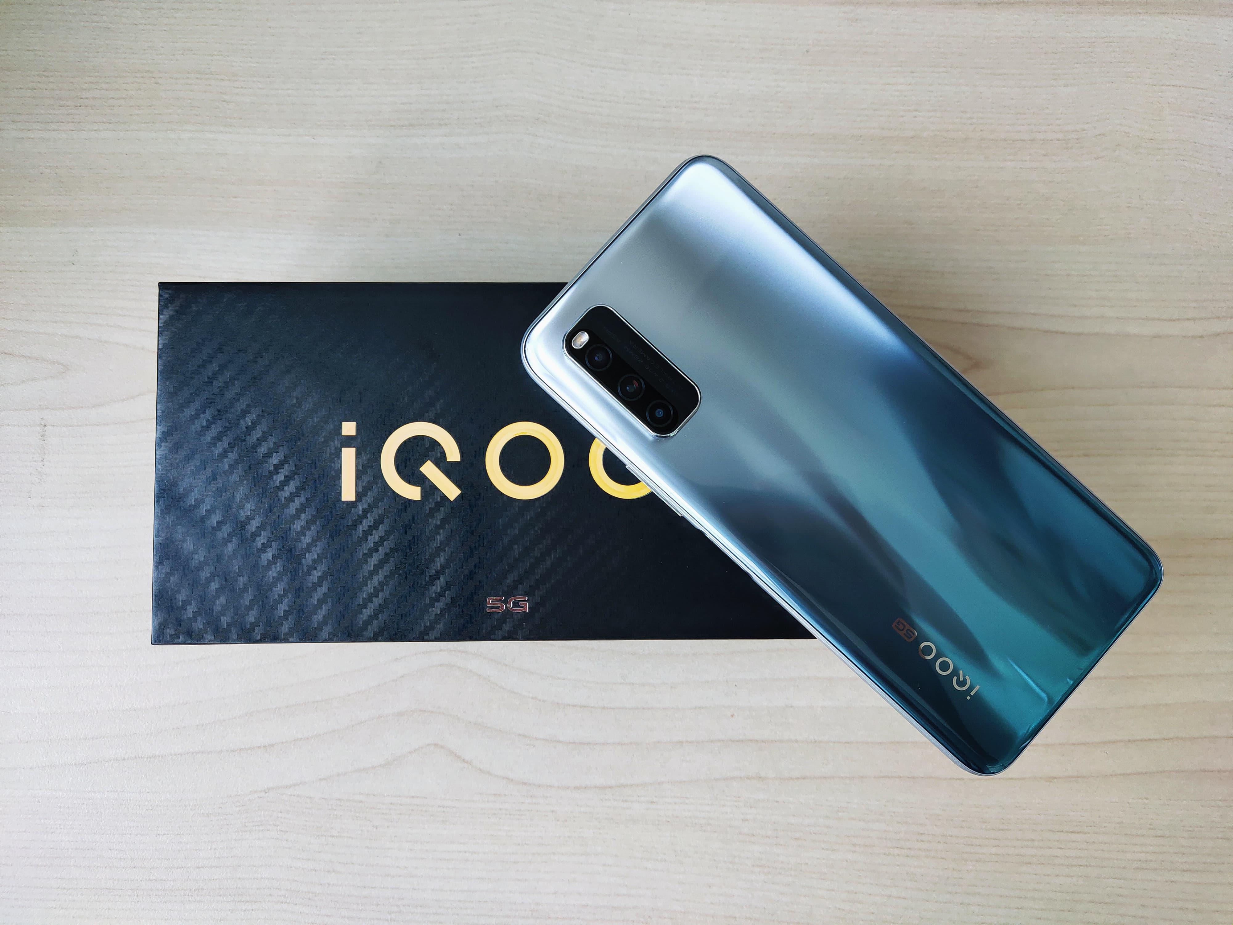iQOO Z1评测:芯升级 味更香