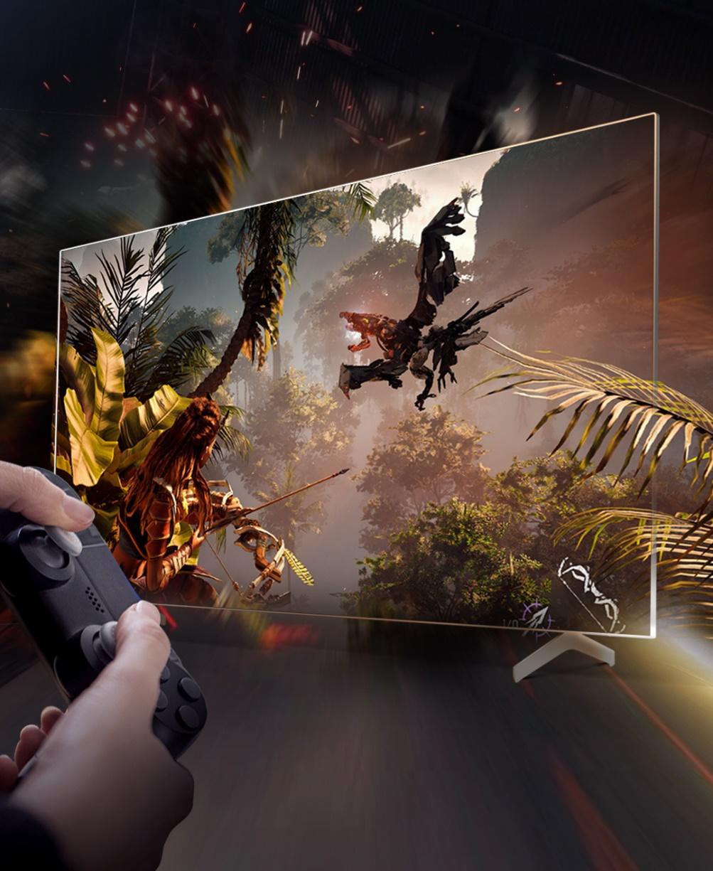 120Hz丝滑流畅体验! 索尼发布真游戏电视X9100H系列