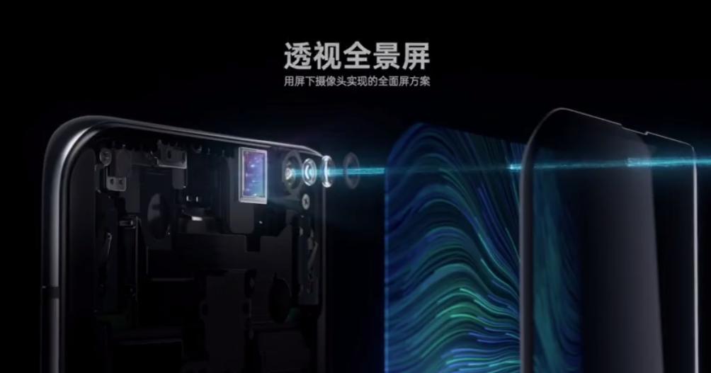全球首個可量產屏下攝像解決方案發布!