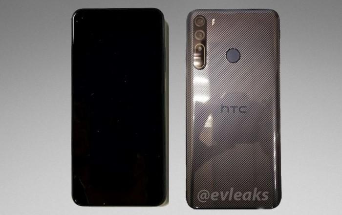 后置指紋/驍龍665 HTC新機確認