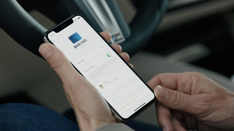 苹果发布iOS 14系统 iPhone能当车钥匙