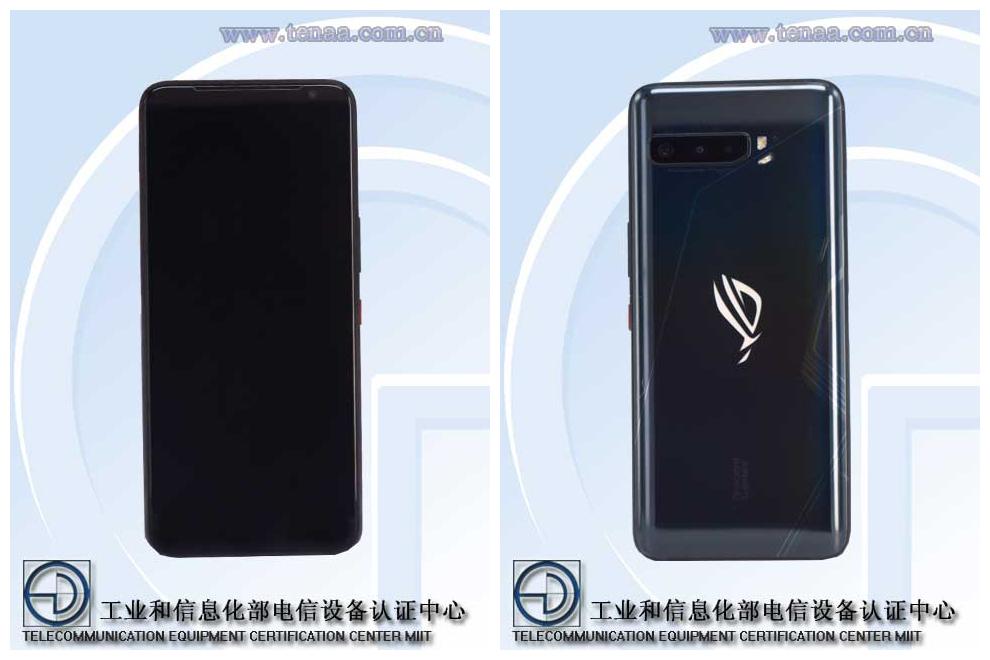 骁龙865高频版加持!ROG游戏手机3官宣:下月见