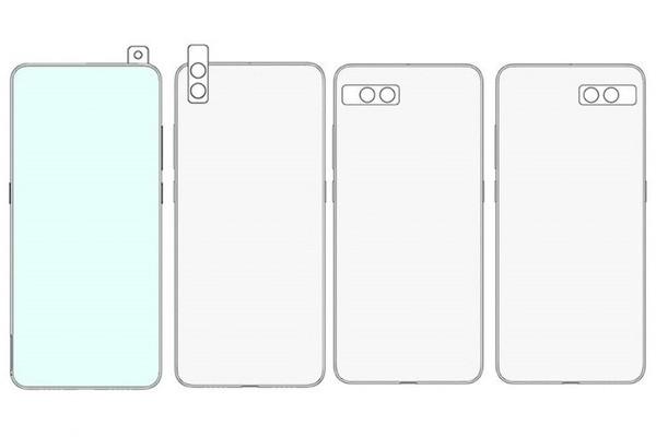 小米新专利曝光 手机可以360°旋转镜头