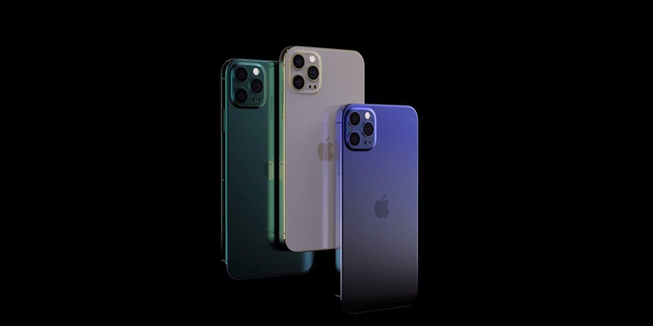 四款iPhone 12齐现身:命名定了