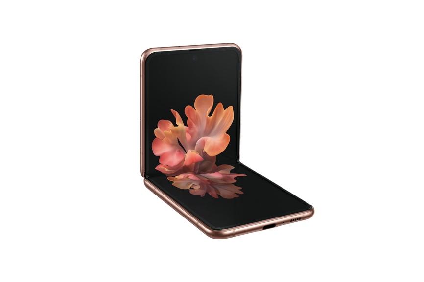 三星Galaxy Z Flip 5G发布:骁龙865 Plus加持
