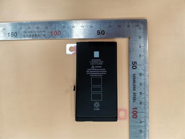 iPhone 12 Max电池容量曝光:有点失望
