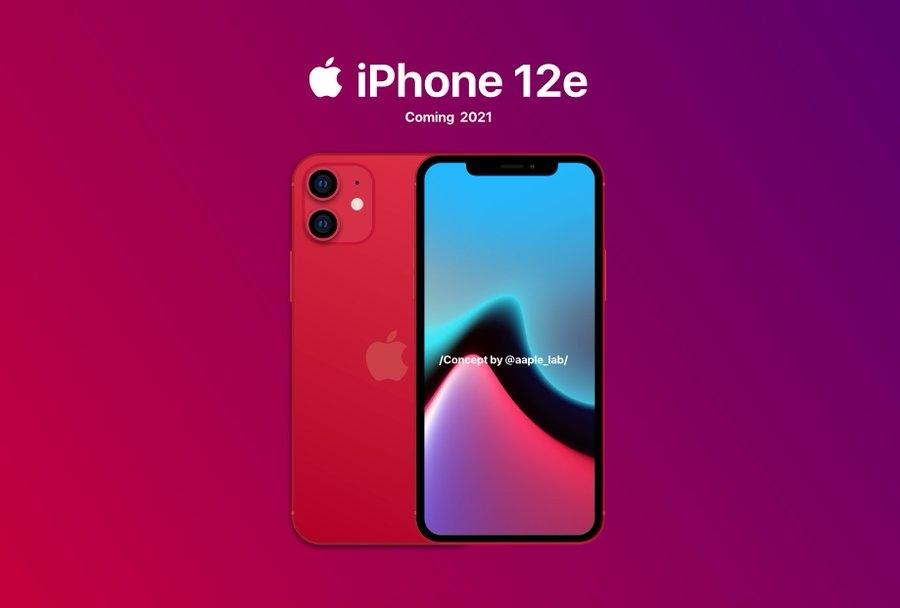 iPhone 12e曝光:不支持5G/4GB内存