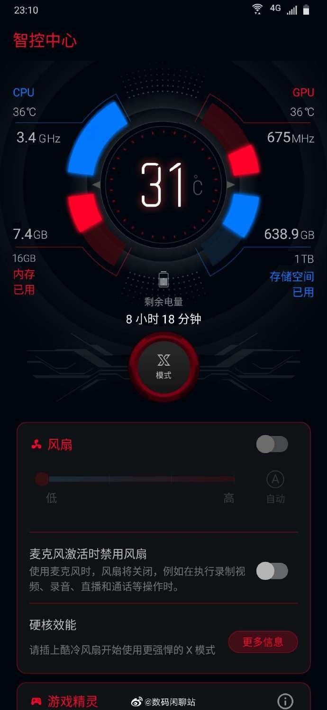 骁龙865+再超频!ROG 3性能极限:CPU飙升3.4GHz