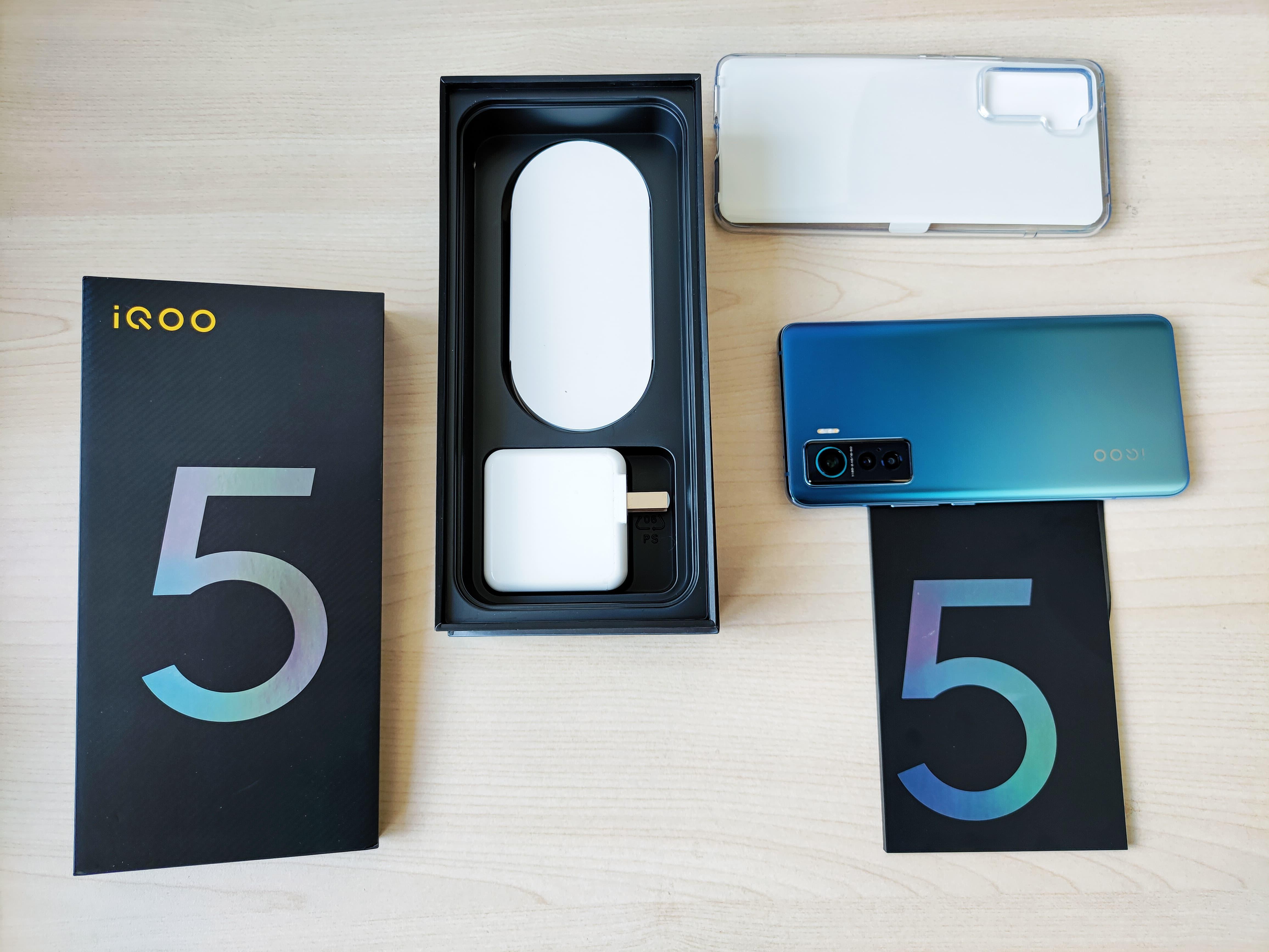 iQOO 5测评:你想要的东西 这次它都有