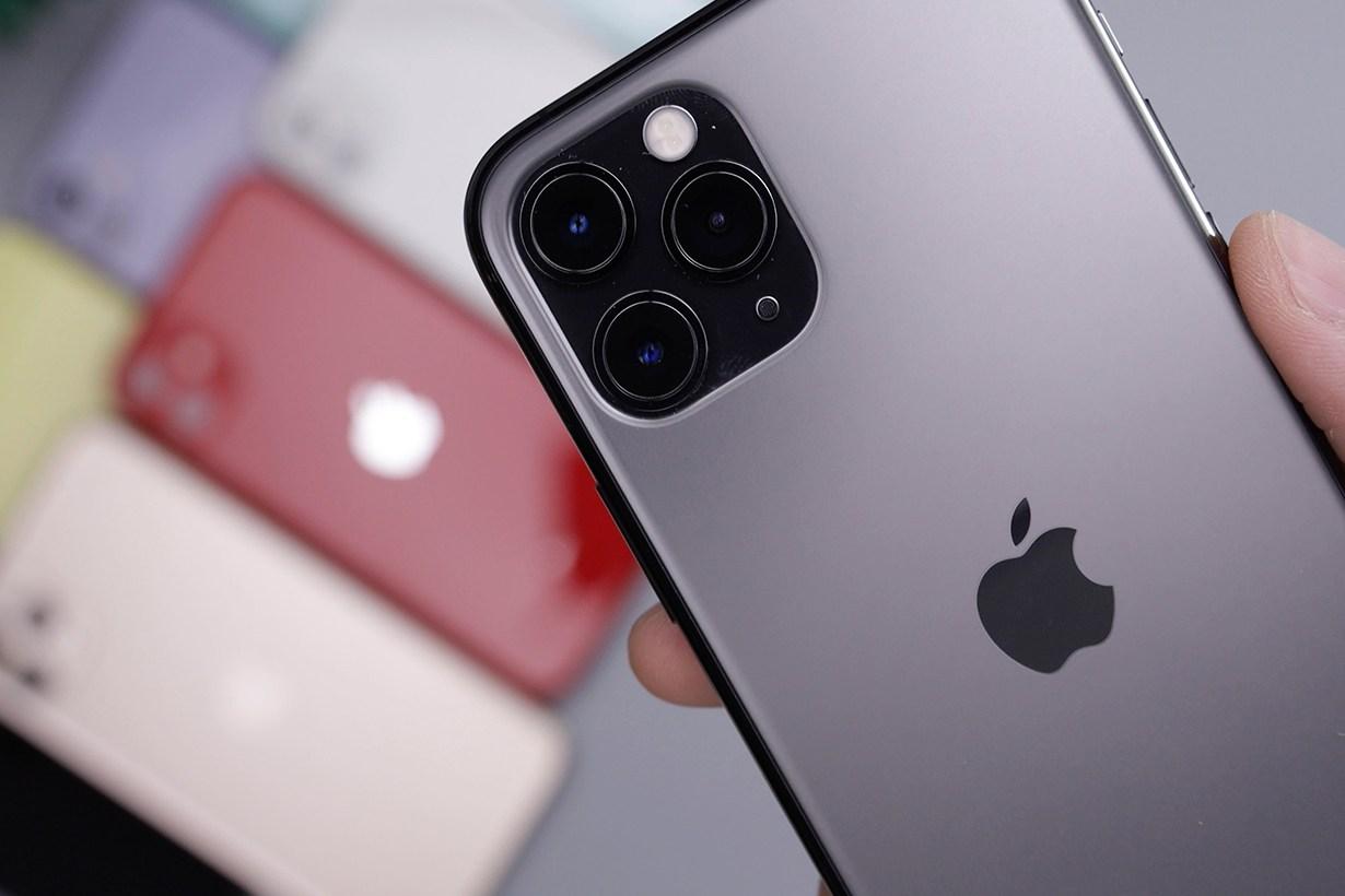 发布在即 iPhone 12开始备货生产