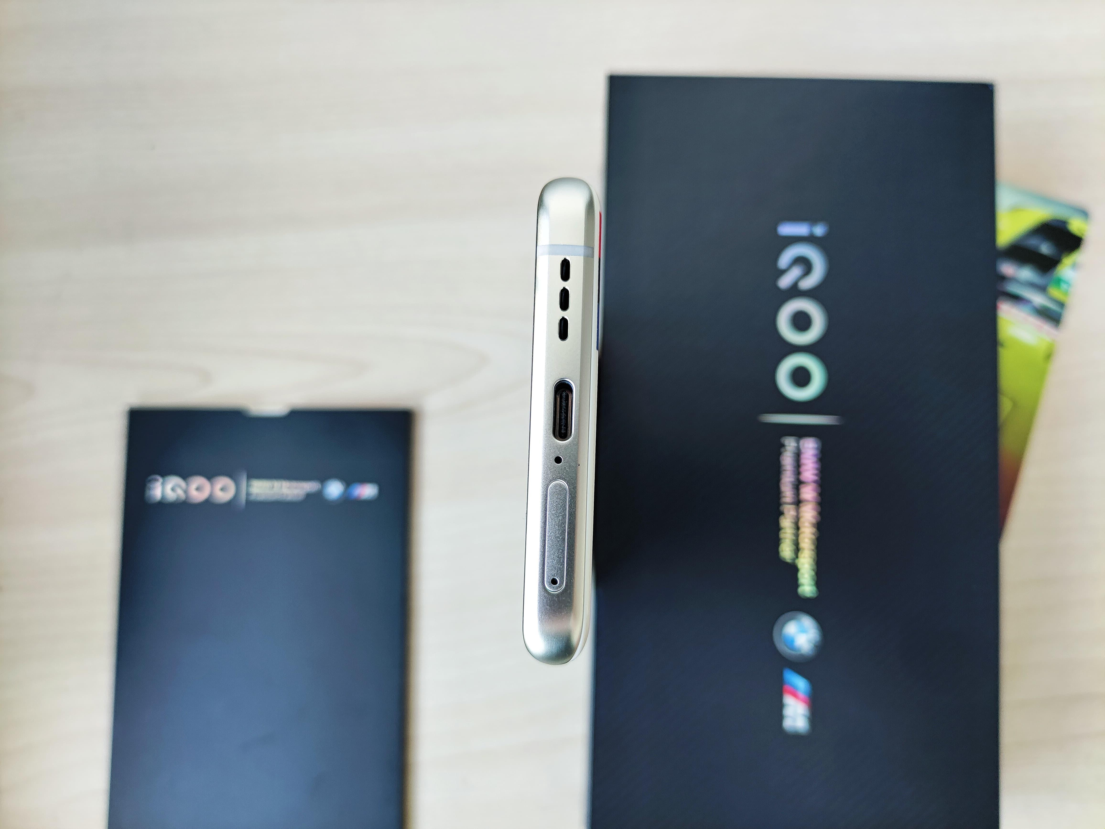宝马M信仰加持 iQOO 5 Pro传奇版图赏