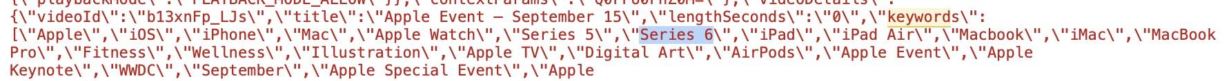 啪啪网站免费线看发布会官宣!然而主角可能不是iPhone 12