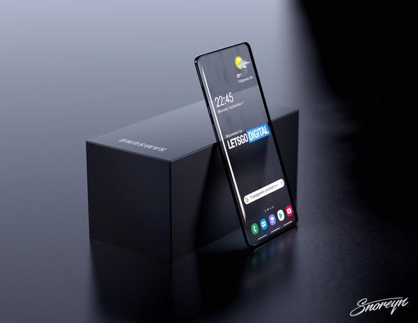 三星透明手机专利曝光 未来手机的样子