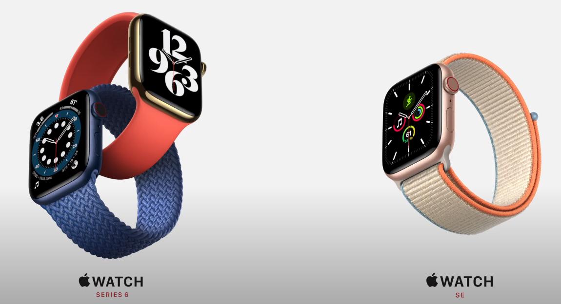 3199元起 Apple Watch 6发布:功能升级