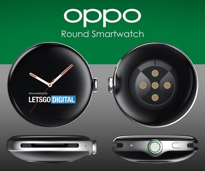 OPPO Watch新專利曝光 完全不一樣的設計