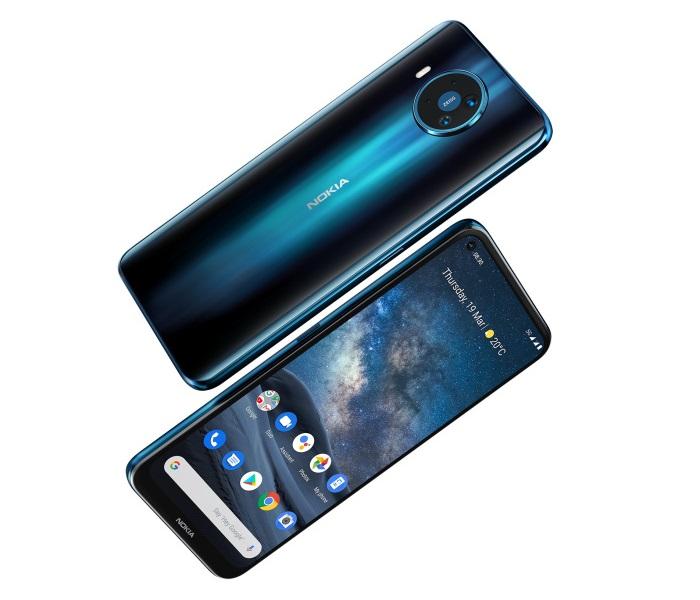 诺基亚5G新机发布 硬件平平售价奇高