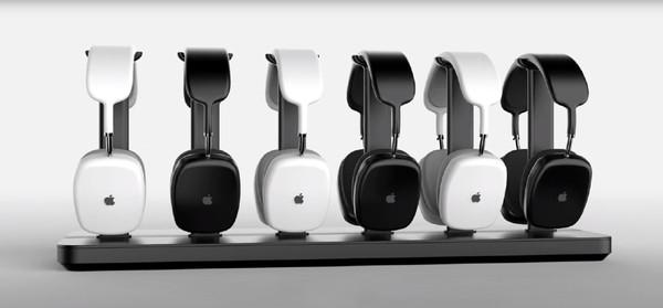 苹果最高端耳机再曝光 满满苹果味