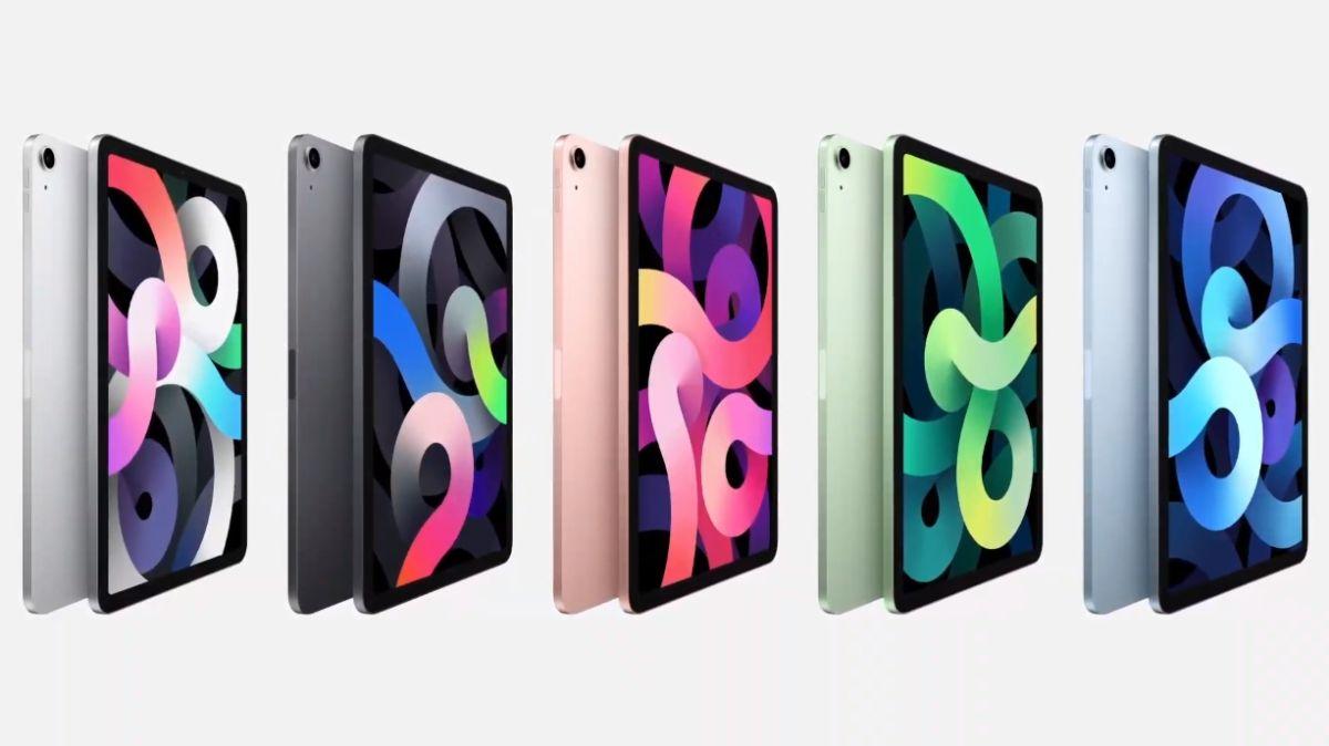 iPad Air 4已到店 即将发售