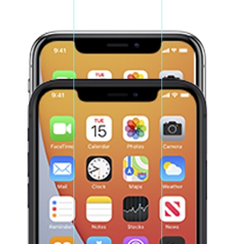iPhone 12外形官方实锤:刘海变窄了