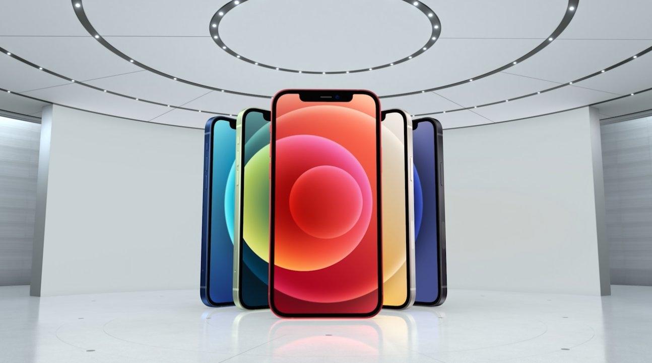 iPhone 12系列人气高涨:一天破百万人预约