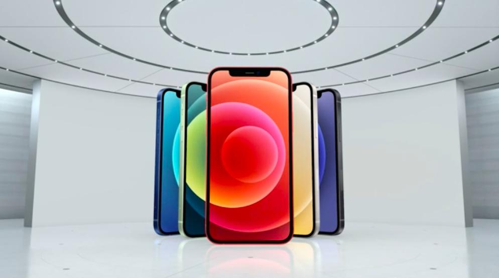 iPhone 12的屏幕供应商确认 LG三星包圆