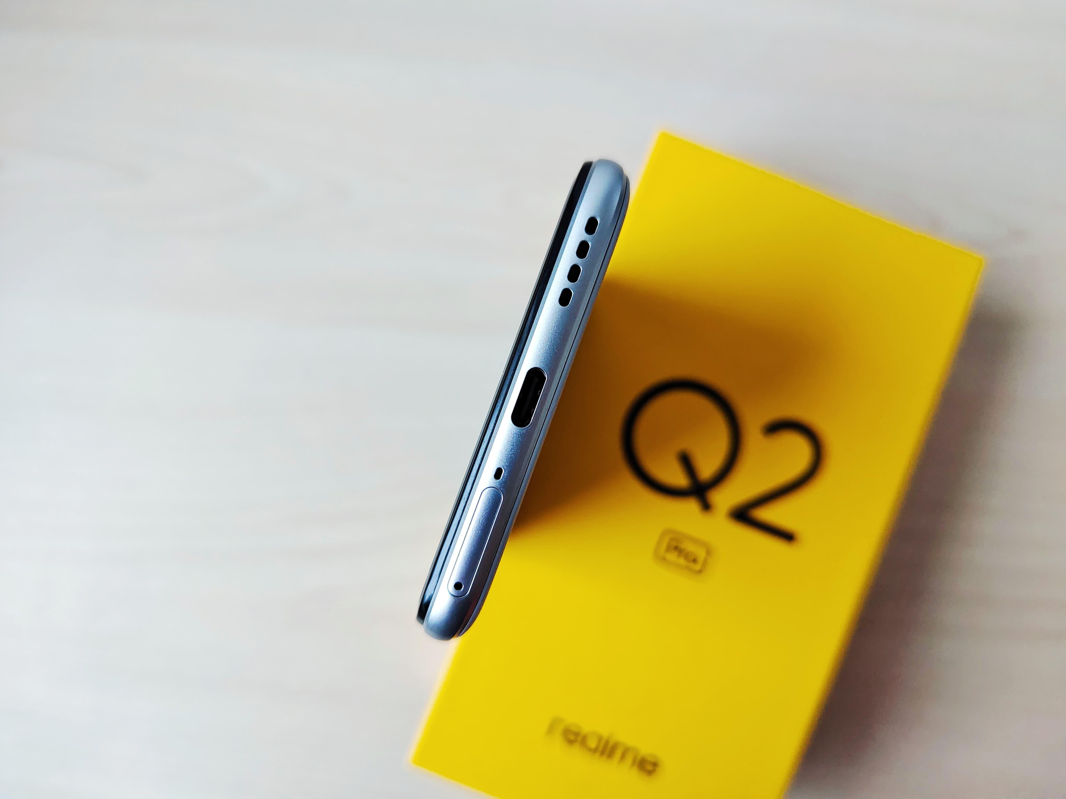 realme Q2 Pro评测:千元素皮机 亮剑双十一