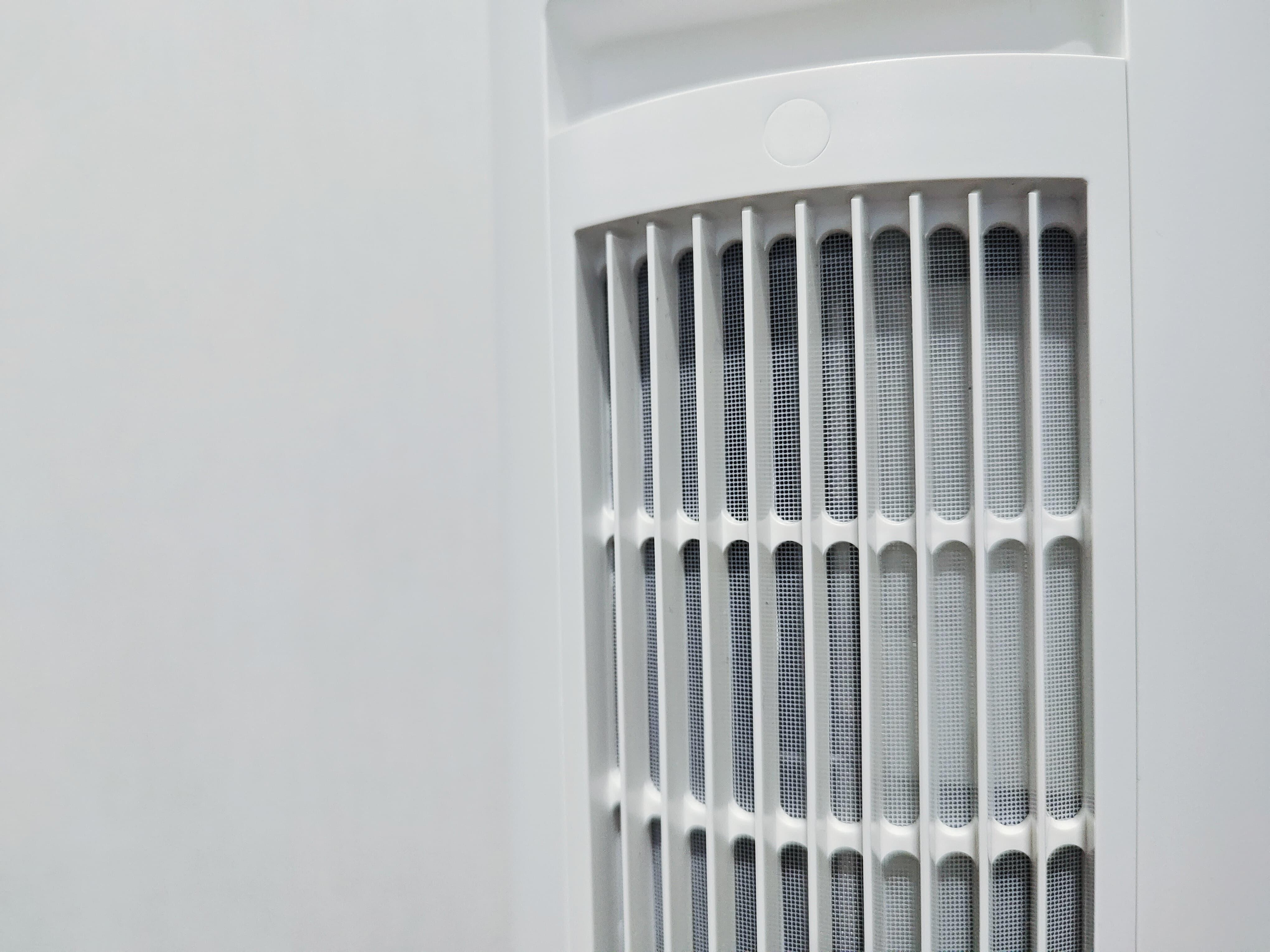 米家立式暖风机开箱:随时随地的温暖