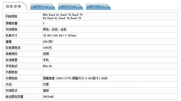 iPhone 12四款新机入网工信部 电池/内存详细配置确认
