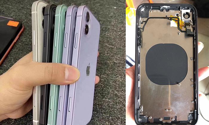 科技以换壳为本 刘海屏iPhone爆改iPhone 12