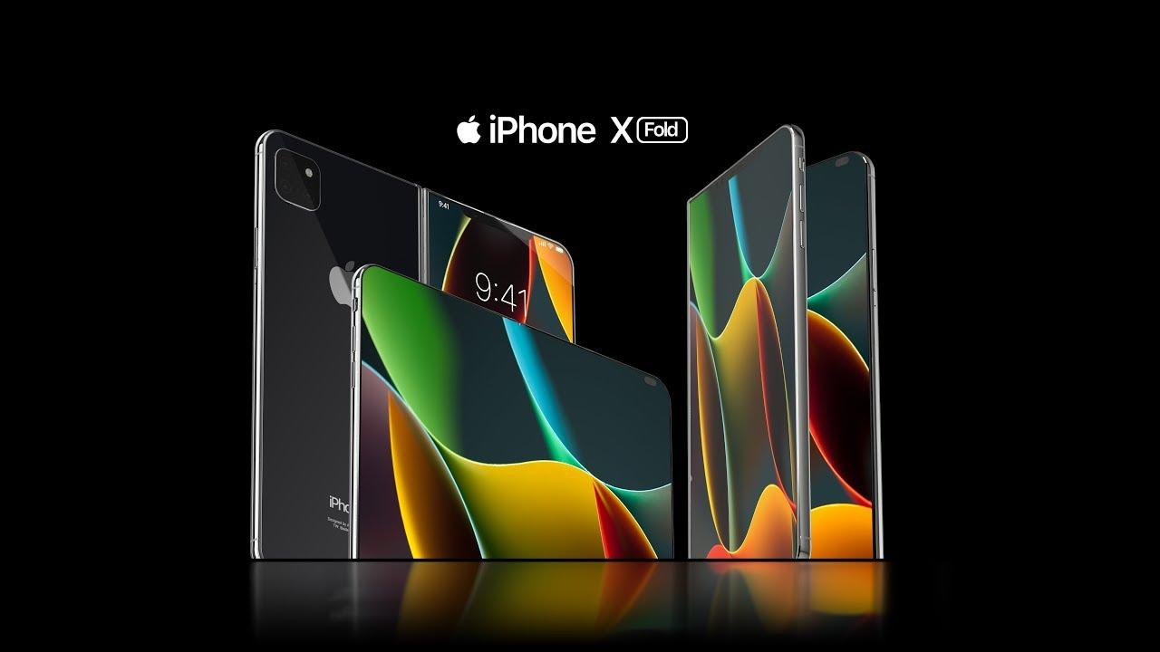 折叠屏iPhone曝光:8GB内存+1TB存储