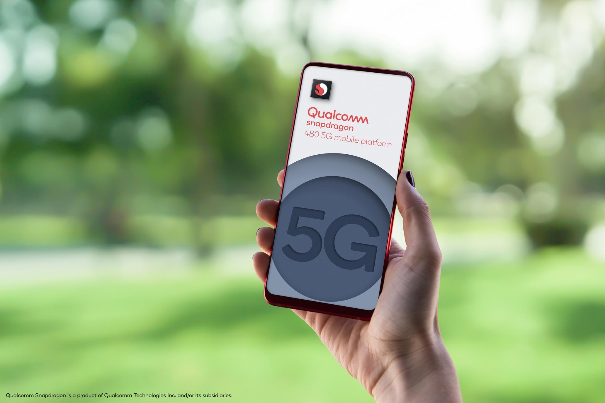 首款骁龙4系5G!高通全新SoC发布:性能提升100%