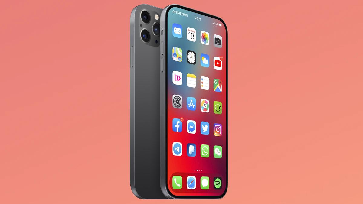 iPhone 13 Pro曝光 想要的高刷来了 还给的更足