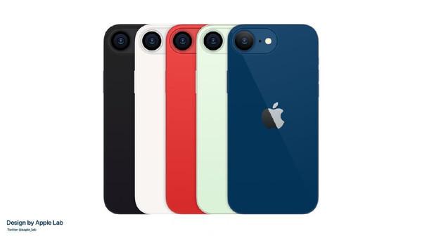 iPhone 12 mini最新渲染图出炉 价格有望刷新低