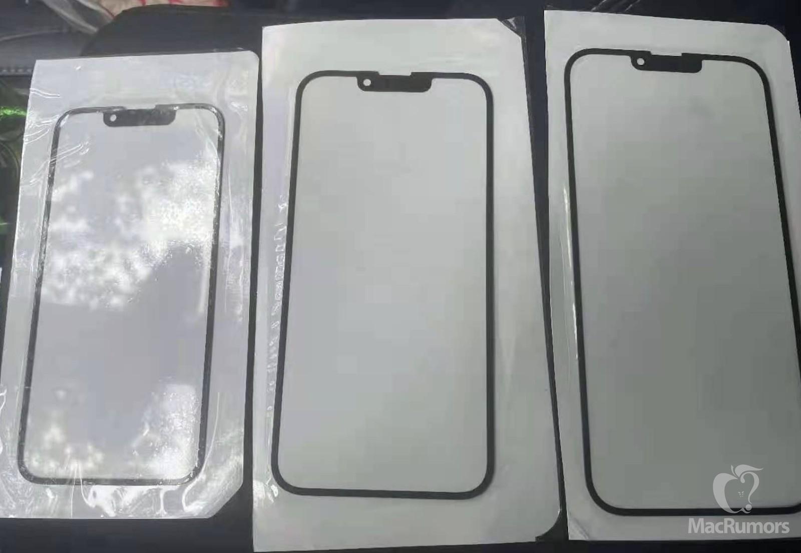 iPhone 13正面照首曝 刘海真的小了