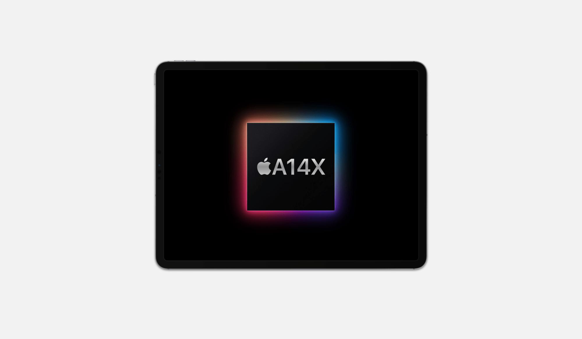 基于M1打造 苹果A14X处理器现身 新iPad Pro首发