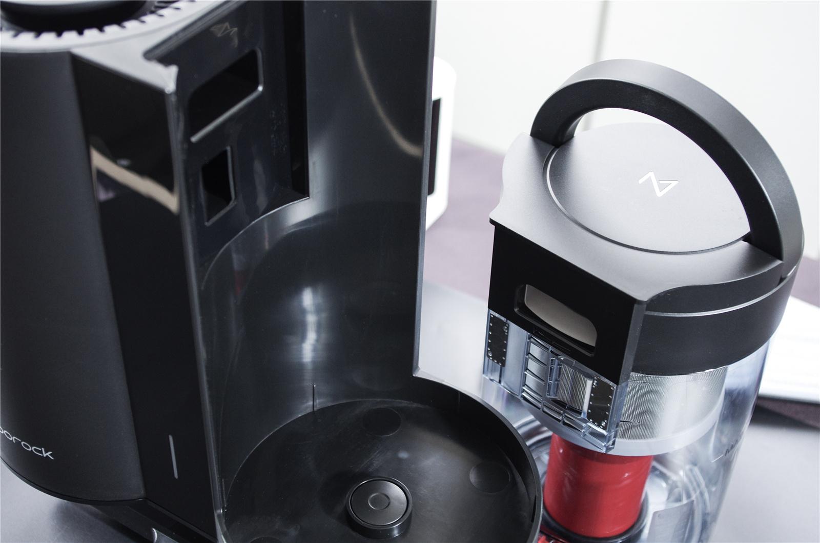 石头扫拖机器人T7S Plus评测:升降擦地 清洁力Max