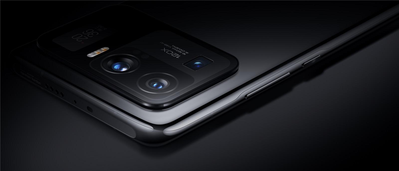 安卓之光!小米11 Ultra发布:巅峰影像、前后双屏