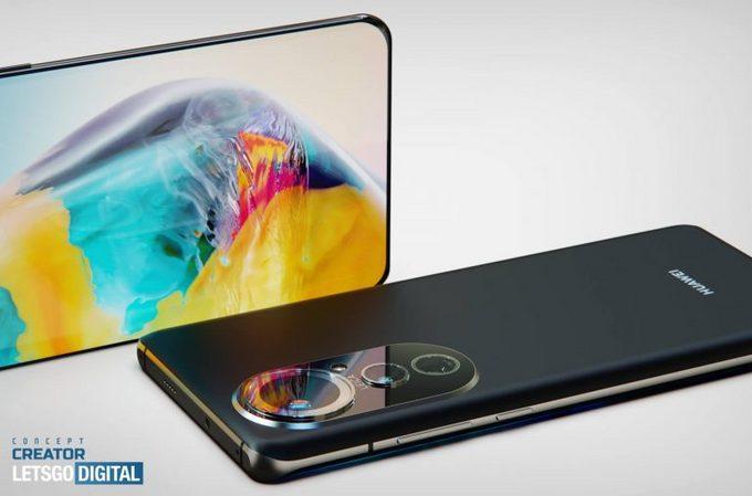 无边框屏幕+大小眼镜头 华为P50 Pro高清图来袭