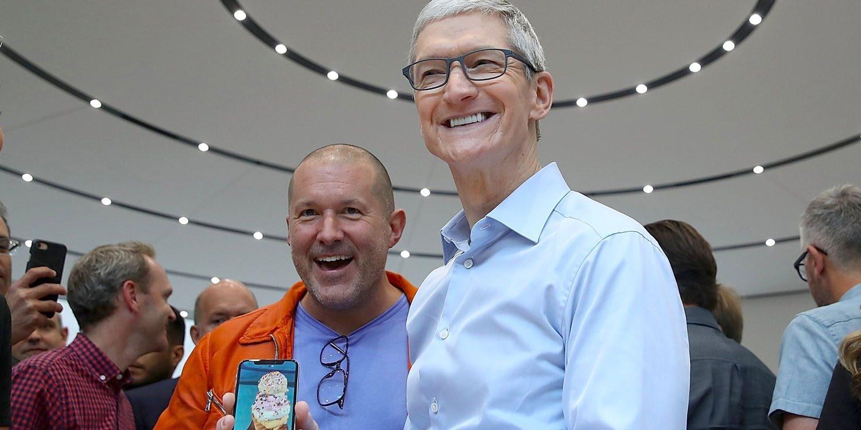 """你会买吗?库克自曝""""苹果汽车"""":将探索无人驾驶"""